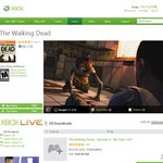 The Walking Dead Complete Series (Episode 1-5): 800 MSP on US Marketplace
