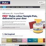 FREE Dulux Colour Sample Pots Delivered