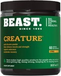 2x Beast Sports Nutrition Creature Powder 300g (60srv) - $40.80 Including Shipping - BB.com