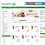 Robert Timms Premium Freeze Dried Coffee 200g $4.20 @ Woollies