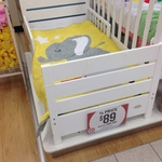 Target Mothers Choice Toddler Bed with Drawers. $89 Save $90