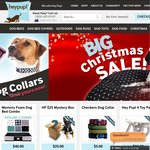 Sale at Hey Pup: Dog Beds - Toys and More! + Additional 10% OFF for OzBargain Members