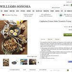 Calphalon Unison Slide Nonstick Frying Pan Set (25cm & 30cm) $41.56 + $12.95 Shipping (Was $130)