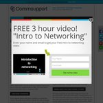Free Live on-Line Instructor Led CCNA ROUTE & SWITCH Course
