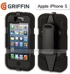 55% off $16.95 Genuine Griffin Survivor Extreme Tough Case for iPhone 5 5S Free Shipping