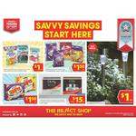 $1 Stainless Steel Solar Stake Light / Natural Confectionery Co* @ Reject Shop - Starts Thursday
