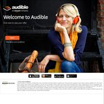 Audible- $10 Coupon