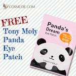 FREE TonyMoly Panda's Dream Eye Patch – AU.cosme-DE.com