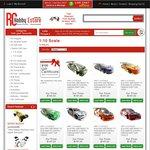 15% Discount on All 1:10 Scale Drift Cars @ RC Hobby E-Store