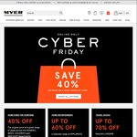40% off Men's, Women's & Kids Clothing, Footwear & Accessories + More Offers @ Myer