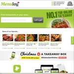 10% off @ Menulog (Delivery Only)