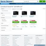 Samsung 250GB Portable SSD for $138, 500GB/$257, 1TB/$478, Plus $25 Discount @ Harvey Norman