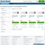 Samsung Bar Metallic USB 3.0 Flash Drive - 16GB - $13, 32GB - $19, 64GB - $36 @ Harvey Norman