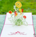 Handmade 3D Pop up Cards from Craftland (from $3.50ea) - Free Shipping + Buy 3 & Get 1 Free @ craftland2014 eBay