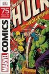 Marvel Comics: 75 Yrs of Cover Art $35 Shipped (Save $40) @ QBD The Bookshop