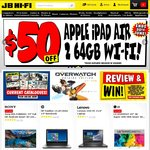 Win 1 of 10 $100 JB Hi-Fi Gift Cards from JB Hi-Fi - Write a Product Review