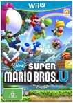 New Super Mario Bros U - $39 @ Big W - In Store Only