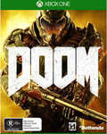 Doom with Preorder Offer $42 Free C&C @ Big W