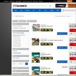 Pre-Owned PS4, PS3, XBOX1, XBOX360, 3Ds, Wii U Games 3 for $15/ $30/ $45/ $70/ $90 @ EB Games