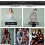 40% off Iconic Exclusive Men's Styles @ The Iconic