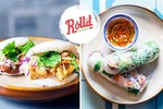 $5 for Two Baos or Rice Paper Rolls/Soldiers at Roll'd Via Scoopon [Ex Tas and NT] - Save up to 48%