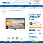 """Samsung Series 7 65"""" $1999 (Was $2999) @ Bing Lee"""