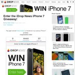 Win an iPhone 7 Worth $1,079 from iDrop News