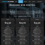 Half Priced Managed Hosting for Wordpress, Joomla, Mangento and More - Was $29, Now $14.50 a Month @ iShout Hosting