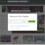 20% off @ Groupon (Desktop or App)