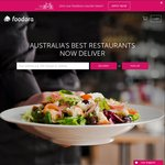 [QLD/NSW/VIC] Free Delivery @ Foodora with Apple Pay ($25 Minimum Spend)