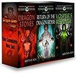 [eBook] The Dragon Stone Trilogy: Box Set $0 @ Amazon