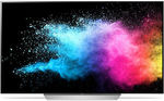 """[NSW/VIC Metro] 55"""" LG OLED55C7 OLED TV (New 2017 Model) $2886 + $40 Shipping with 15% off Code @ Bing Lee eBay"""
