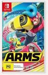 ARMS $57.60, Zelda BOTW $66.60, 1-2 Switch $49.50 @ Target eBay (Click and Collect)