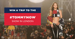 Win a Trip for Two to The TommyNow Show in London from Tommy Hilfiger