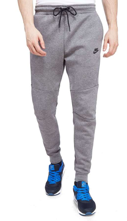 c2571f3285 JD Sports: Nike Tech Fleece Pants - Grey $66 Posted - OzBargain