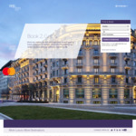 Starwood Preferred Guests - Book 2, Get 3rd Night Free Using Mastercard for Participating Europe, Africa, Middle East Hotels