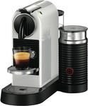 The Good Guys - Nespresso DeLonghi Citiz & Milk Capsule Machine - $159 (down from $299) + $40 Credit