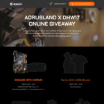 Win gaming prizes including Aorus GTX 1080 from Gigabyte