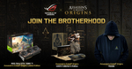 Win 1 of 3 Assassin's Creed: Origins Prizes incl an ROG Strix GTX 1080 Ti from ASUS ROG