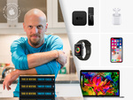 Win an Apple Bundle incl a MacBook Pro & iPhone X Worth $3,900 from Mashable
