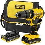 Stanley Fatmax Drill Driver Kit 18 Volt 2 x Batteries $136.80 C&C or Plus $6 Delivery @ Supercheap Auto eBay