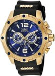 Invicta Men's 19659 I-Force 18k Gold Ion-Plated Watch (USD $62.97) AUD $79.43 + More Delivered @ Amazon