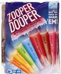 ½ Price Mayvers Natural Peanut Butter Varieties 375gm $2.50, Zooper Dooper 24 Pack $2.89, Yopro $1.12 @ Woolworths