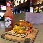 [NSW] Cheeseburger & Lovebite for $4 (Save $10.95) at Brooklyn Depot Surry Hills (Thursday 29th March from 11am)
