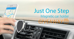Win 1 of 5 Magnetic Car Phone Holders Worth $11.99 from F-Color