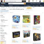 Amazon.com US Tabletop Game Sale - Terraforming Mars $35 US ($45 AU), Pandemic $22 ($29 AU) + Postage