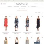 Cooper Street Online Warehouse Sale - Nothing over $50
