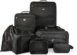 3 Pieces $48.30 or 7 Pieces $69.80 Luggage Set C & C or Stores or + Postage Shipped @ Big W