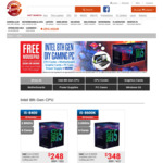 2x SteelSeries Qck+ Mousepad with MSI GTX 1060 6GB Gaming X and i5 8400 $736 @ Shopping Express