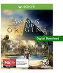 [XB1] Assassin's Creed Origins $39 (Digital), [PS4/XB1] Evil Within 2 $24.90, Elder Scrolls Online: Morrowind $24.90 @ GAMORY